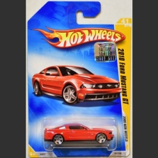 2010 FORD MUSTANG GT (red) - HW Premiere